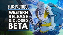 BLUE PROTOCOL | Amazing New Action MMORPG Western Release & Beta Announcement