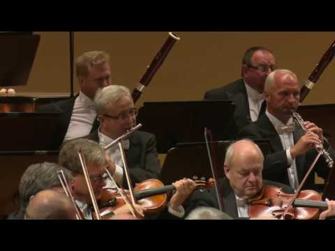 L. van Beethoven - Violin Concerto in D major op.61(Jan Mráček-violin, Ondrej Lenárd-conductor)