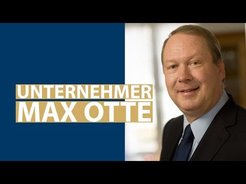 """""""Wer durchhält, verdient an der Börse."""" Max Otte über sein Wirken als Unternehmer"""
