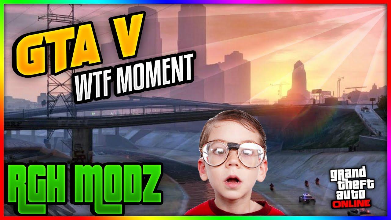 WTF GTA V - YouTube