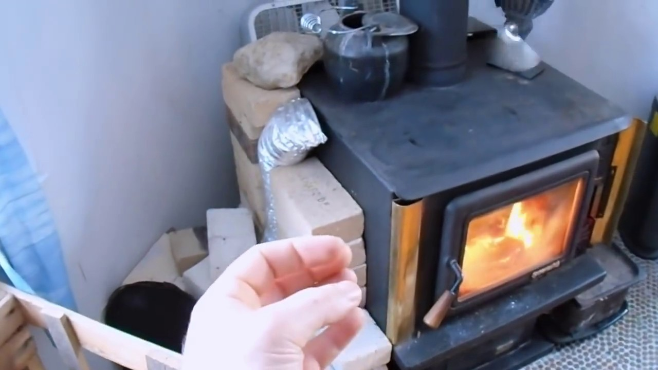 Woodstove Diy Tips And Tricks For More Heat