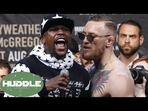 Is Conor McGregor RACIST!? Fumble L