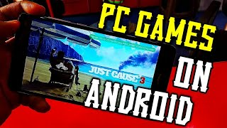 Play PC Games on Android Smartphone Using Cloud Gaming | Full Tutorial in Hindi - हिंदी