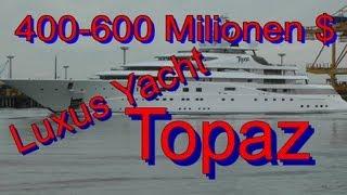 Topaz Luxe Yacht