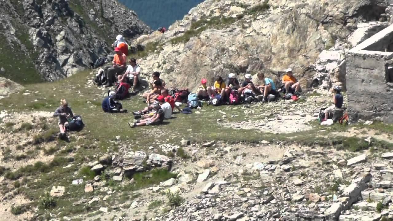 Giro dei laghi di sant\'Anna di Vinadio HDV - YouTube