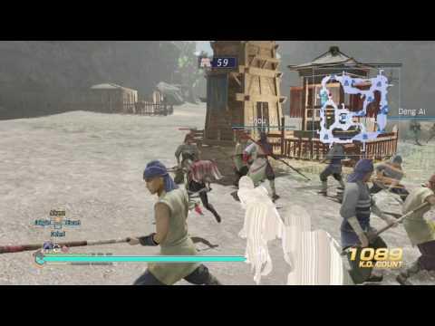 Team RWBY Conquers China Part 9 (Dynasty Warriors 8 Empires)