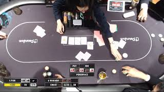 2019/1/21 Pokerface Sit&Go Tournament RFID Part 1  ポーカーフェイス
