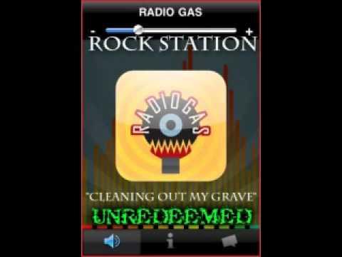 "UNREDEEMED - intervista ""ROCK STATION"" RADIO GAS [15 Marzo 2012]"