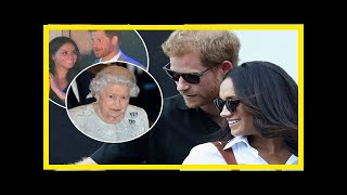 Breaking News | Meghan markle and prince harry have 'set a wedding date'