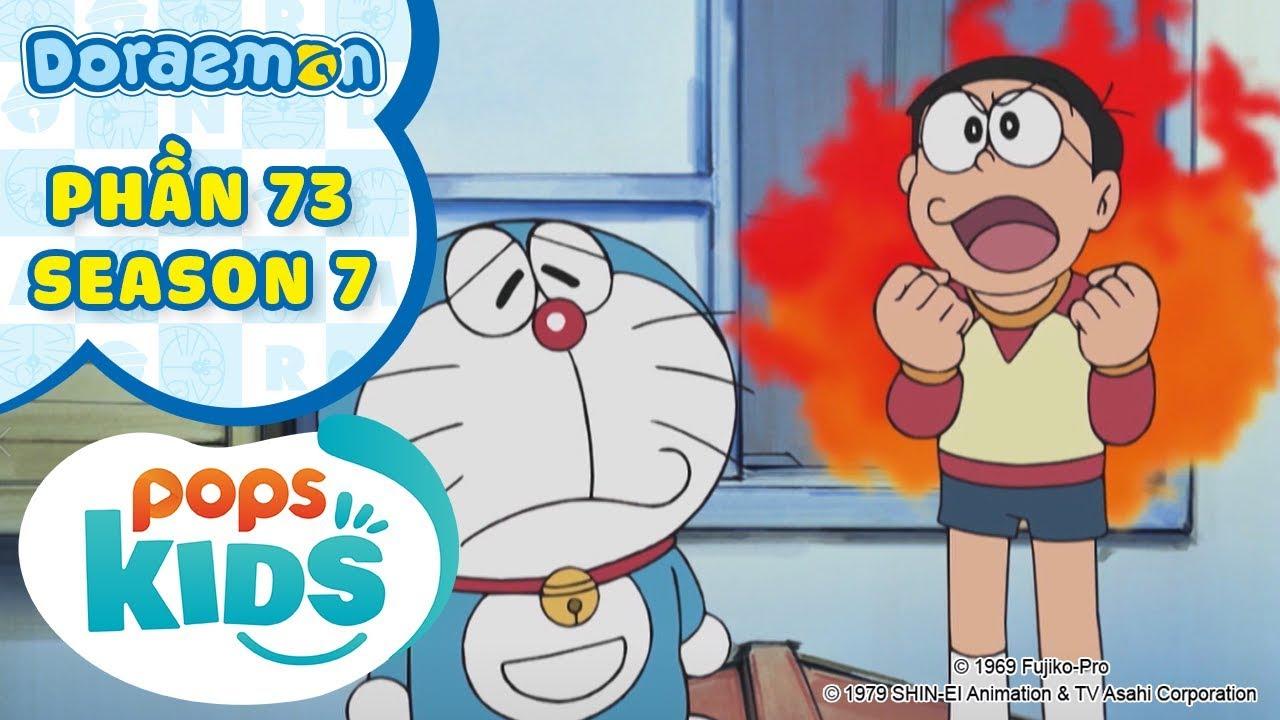 [S7] Tuyển Tập Hoạt Hình Doraemon – Phần 73 – Binh Linh Đồ Chơi, Nhiệt Huyết Hội Thao Của Nobita
