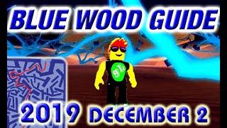 Lumber Tycoon 2 - BLUE WOOD - 2019 December 2