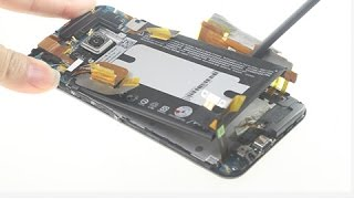 battery for HTC One M9 Repair Guide