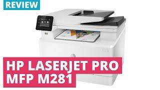 Printerland Review: HP LaserJet Pro MFP M281