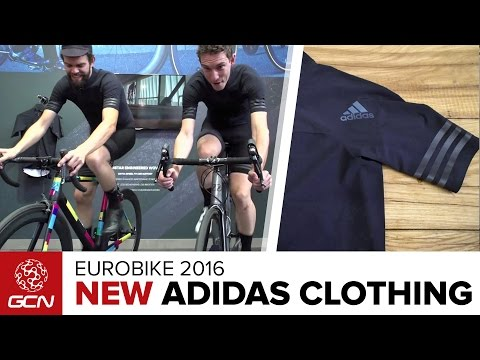 First Look – New Adidas Engineered Woven Cycling Clothing
