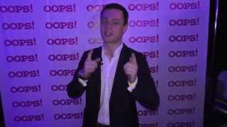 """Актер сериала """"Молодежка"""" Илья Коробко призывает голосовать в OOPS! Choice Awards"""