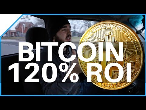 120% ROI With Bitcoin - Why Its Never Too Late To Invest | Motivational Monday