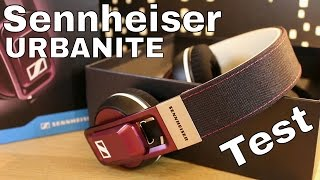 TEST High-Tech : casque audio SENNHEISER URBANITE
