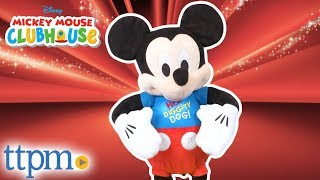 Hot Diggity Dance & Play Mickey from Just Play