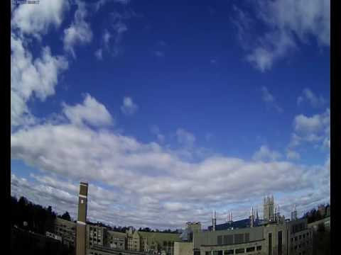 BC Gasson Sky Camera 2017-02-26: Boston College