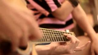 Chuyện Tình Mỹ Linh)   Thủy Tẹt feat  Minh Mon (Guitar Acoustic Cover)   YouTube