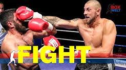 Christian Lewandowski vs Tamaz Zadishvili - 10 rounds heavyweight - 02.09.2018 - Hamburg
