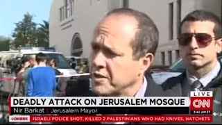 CNN Majorly Screwed Up Their Israel Terror Attack Coverage [VIDEO]