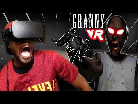DONT PLAY WITH GRANNYS NEW PET | Granny 1.5 UPDATE IN VR