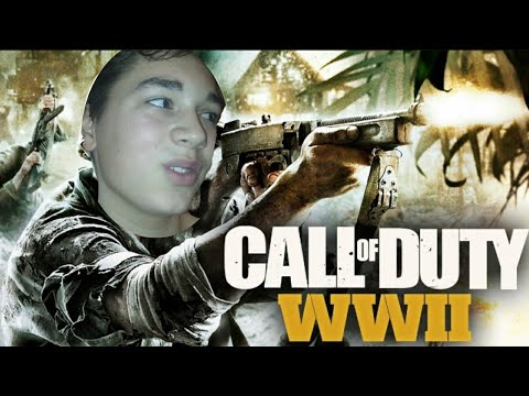 Call of duty ww2|NO, I DON'T WANT THAT!!!| with ELITETHUG101