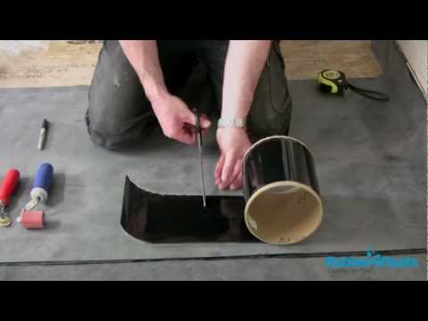 How to Join Two ClassicBond EPDM Membranes Together from Rubber4Roofs