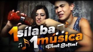 1 SÍLABA, 1 MÚSICA! (Feat. Sofia Oliveira)