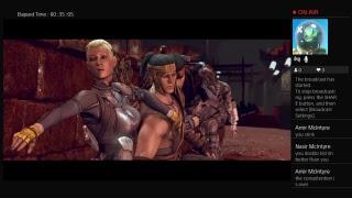 OGSTAXZ's Live PS4 Broadcast Mortal Kombat