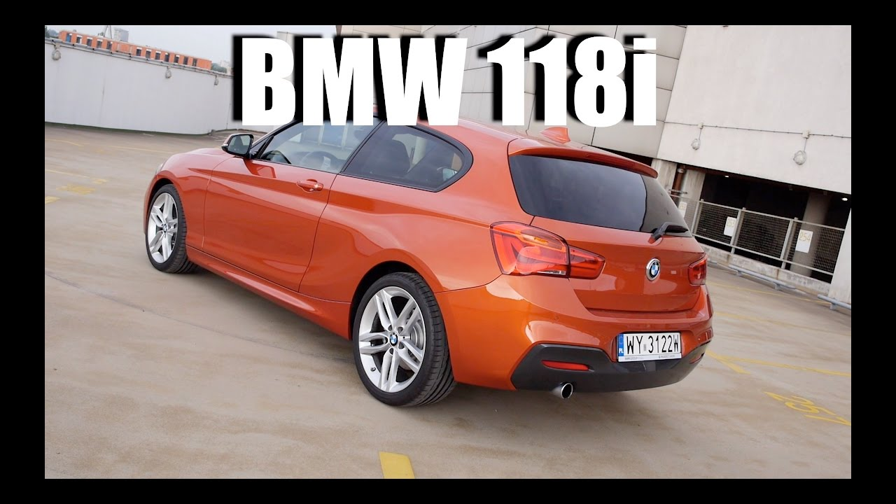 bmw 118i f21 eng test drive and review youtube. Black Bedroom Furniture Sets. Home Design Ideas
