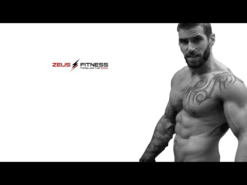 New 15 Minute Fat Burning Workout from Zeus Fitness - Increased intensity