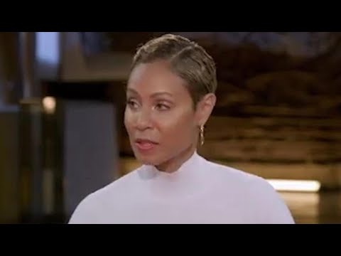 Jada Pinkett Smith Says Shes Not Mature Enough to Get Divorced