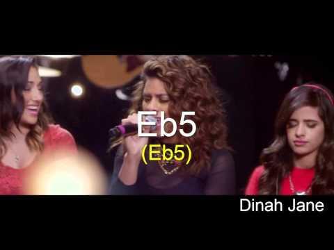 High Notes - Eb5 Battle - Female Singers