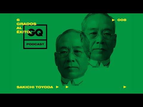 los-6-grados:-sakichi-toyoda-|-6-grados-al-éxito,-un-podcast-de-gq-|-gq-españa