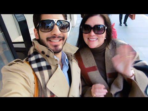 Luxury Christmas Shopping | Trina Leavers, Rachiella, Ryan and K & A!