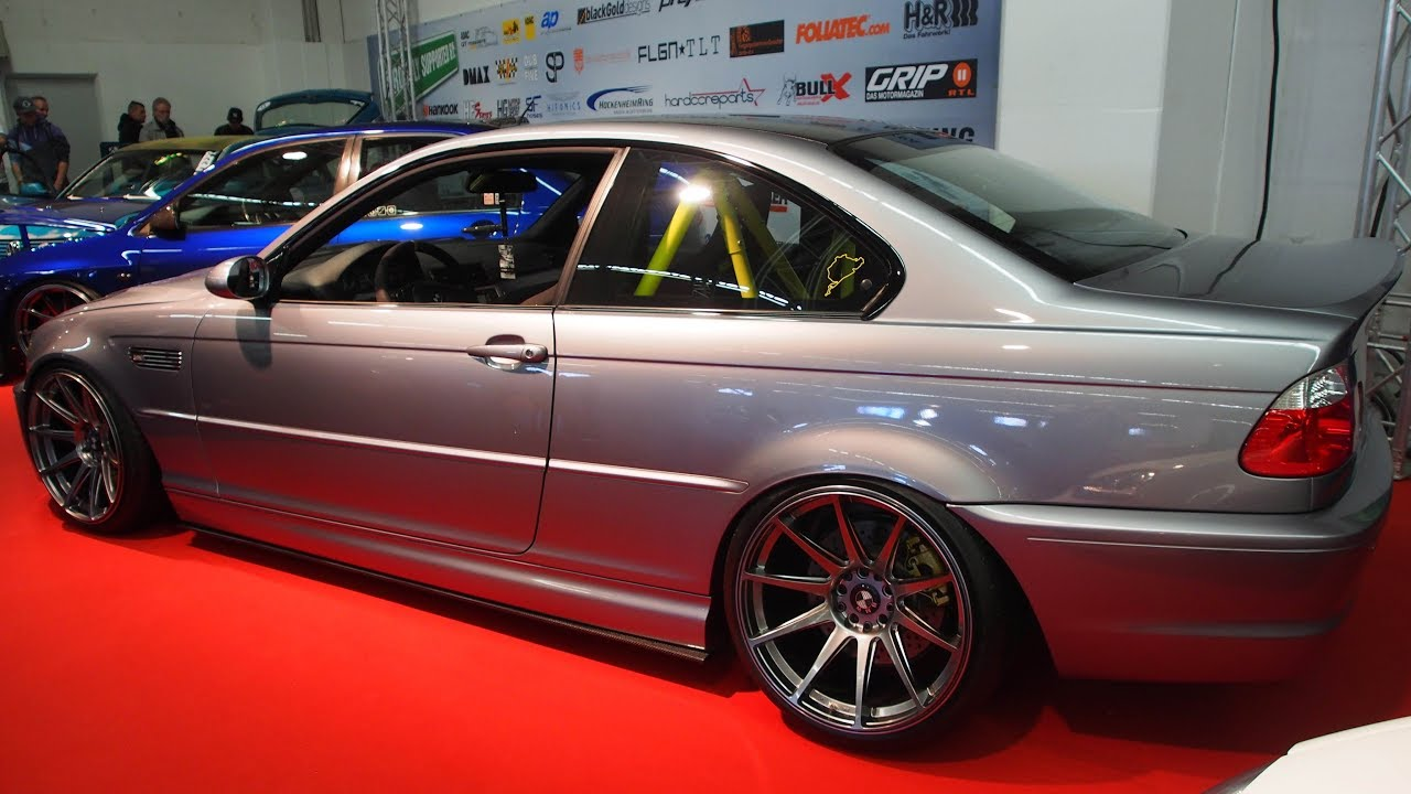 Bmw E46 330ci Coupe 2006 Tuning M54 Motor 3 0l 170 Kw 231 Ps R19 Exterior Walkaround