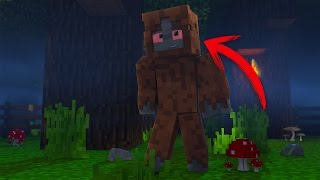 HE IS REAL!?- FINDING BIGFOOT Minecraft ROLEPLAY (Minecraft Roleplay)