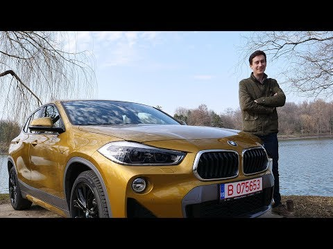 BMW X2 - Sports Activity Coupe sau SUV pentru Generația Z - Cavaleria.ro