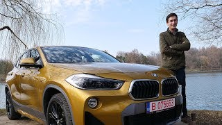 BMW X2 - Sports Activity Coupe sau SUV pentru Generația Z - Cavaleria.ro