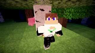 Летнее приключение#1-Minecraft-Страшный сериал
