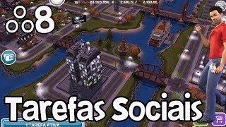 The Sims Freeplay Tarefas Sociais #8