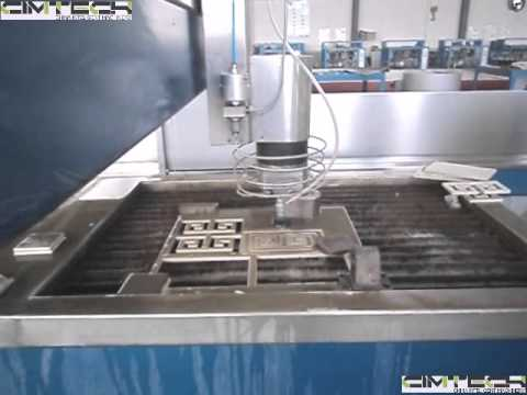 DUBAI WATER JET CUTTTING MACHINE, HIGH PRECISION SAUDI ARABIA WATER JET MACHINE   CIMTECH