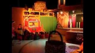 Il Gobbo di Notre Dame lo spettacolo parte 1