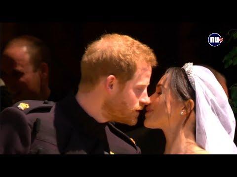 Overzicht:  Zo verliep de bruiloft van Prins Harry en Meghan Markle