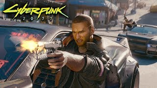 Cyberpunk 2077 NEW IMAGE & INFO! Stealth, Companions, Side Quests, Exploration & Gameplay Details!