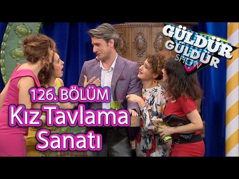 Güldür Güldür Show 126. Bölüm, Kız...
