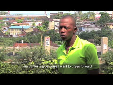 Sierra Leone - Overcoming the legacy of war