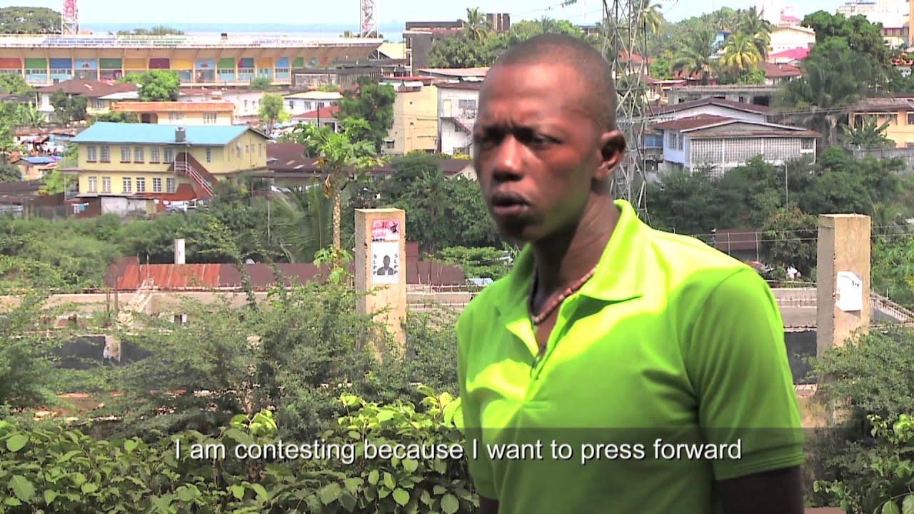 Sierra Leone – Overcoming the legacy of war